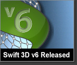 Announcing Swift 3D V6 Standalone